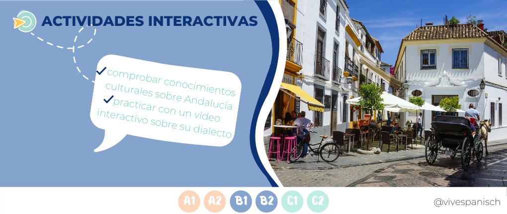 Actividades sobre Andalucía